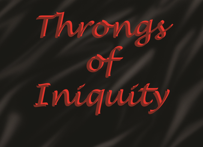 Throngs of Iniquity book by Misop Baynun